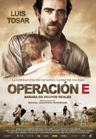 Operación E - Spanish Movie Poster (xs thumbnail)
