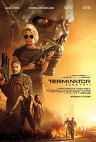 Terminator: Dark Fate - Swedish Movie Poster (xs thumbnail)