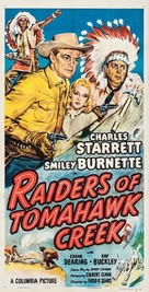 Raiders of Tomahawk Creek - Movie Poster (xs thumbnail)