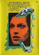 Die verlorene Ehre der Katharina Blum oder: Wie Gewalt entstehen und wohin sie führen kann - Hungarian Movie Poster (xs thumbnail)