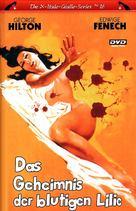 Perchè quelle strane gocce di sangue sul corpo di Jennifer? - German Movie Cover (xs thumbnail)