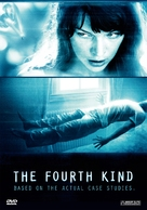 The Fourth Kind - German Movie Cover (xs thumbnail)