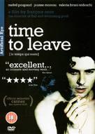 Temps qui reste, Le - British Movie Cover (xs thumbnail)