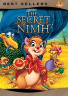The Secret of NIMH - DVD movie cover (xs thumbnail)