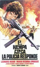 La malavita attacca... la polizia risponde! - Spanish Movie Cover (xs thumbnail)