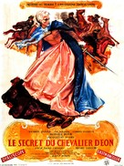 Le secret du Chevalier d'Éon - French Movie Poster (xs thumbnail)