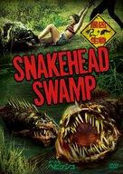 SnakeHead Swamp - Japanese DVD cover (xs thumbnail)