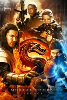 """Mortal Kombat: Legacy"" - Movie Poster (xs thumbnail)"