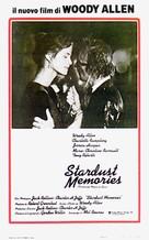 Stardust Memories - Italian Movie Poster (xs thumbnail)