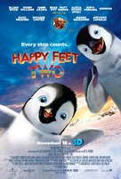 Happy Feet Two - Movie Poster (xs thumbnail)