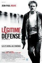 Légitime Défense - French Movie Poster (xs thumbnail)