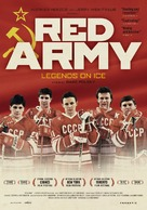 Red Army - Swiss Movie Poster (xs thumbnail)