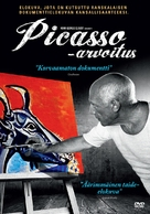 Le mystère Picasso - Finnish DVD cover (xs thumbnail)