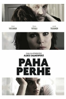 Paha perhe - Finnish Movie Poster (xs thumbnail)