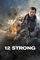 12 Strong - Movie Cover (xs thumbnail)