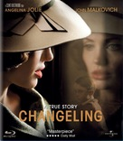 Changeling - Blu-Ray movie cover (xs thumbnail)