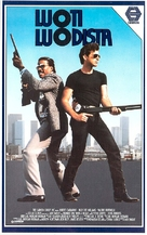 Number One with a Bullet - Finnish VHS movie cover (xs thumbnail)