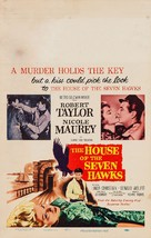 The House of the Seven Hawks - Movie Poster (xs thumbnail)