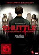 Shuttle - German Movie Cover (xs thumbnail)