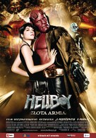 Hellboy II: The Golden Army - Polish Movie Poster (xs thumbnail)