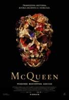 McQueen - Polish Movie Poster (xs thumbnail)