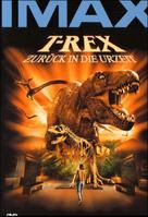 T-Rex: Back to the Cretaceous - German poster (xs thumbnail)