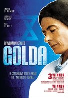 A Woman Called Golda - DVD movie cover (xs thumbnail)