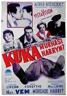 The Trouble with Harry - Finnish Movie Poster (xs thumbnail)