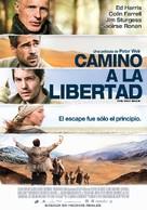 The Way Back - Peruvian Movie Poster (xs thumbnail)