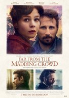 Far from the Madding Crowd - Dutch Movie Poster (xs thumbnail)