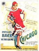 Chicago - Belgian Movie Poster (xs thumbnail)