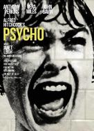Psycho - Movie Cover (xs thumbnail)