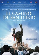 El camino de San Diego - Argentinian Movie Poster (xs thumbnail)