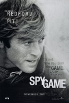 Spy Game - Movie Poster (xs thumbnail)