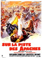 Apache Uprising - French Movie Poster (xs thumbnail)