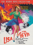 Lisa e il diavolo - DVD cover (xs thumbnail)