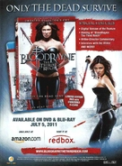 Bloodrayne: The Third Reich - Video release poster (xs thumbnail)