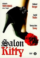 Salon Kitty - Polish DVD cover (xs thumbnail)