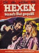 Hexen bis aufs Blut gequält - Austrian Blu-Ray cover (xs thumbnail)