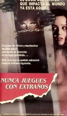 Dangerous Game - Argentinian VHS cover (xs thumbnail)