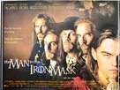 The Man In The Iron Mask - British Movie Poster (xs thumbnail)
