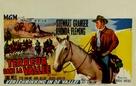Gun Glory - Belgian Movie Poster (xs thumbnail)