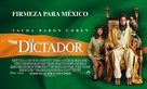 The Dictator - Mexican Movie Poster (xs thumbnail)