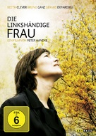 Die linkshändige Frau - German Movie Cover (xs thumbnail)