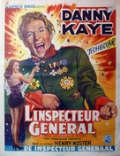 The Inspector General - Belgian Movie Poster (xs thumbnail)