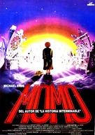 Momo - Spanish Movie Poster (xs thumbnail)