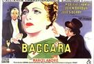 Baccara - French Movie Poster (xs thumbnail)
