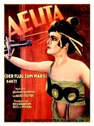 Aelita - German Movie Poster (xs thumbnail)