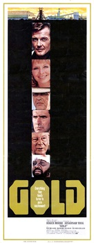 Gold - Movie Poster (xs thumbnail)