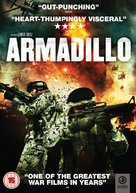 Armadillo - British Movie Cover (xs thumbnail)